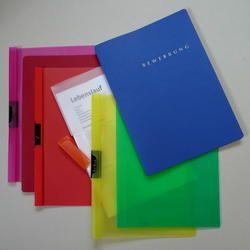 Bewerbungsmappen und Dokumentenmappen