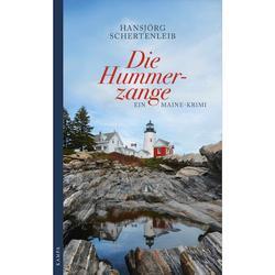 Hansjörg Schertenleib, Hummerzange