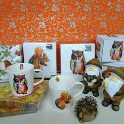 Saisonale Geschenke und Dekoartikel