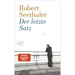 Seethaler — der letzte Satz